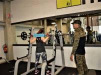 supersets squats en hack-squats