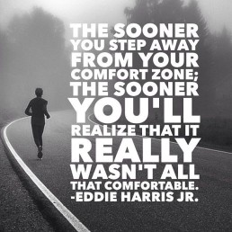 Afbeeldingsresultaat voor comfort zone quote